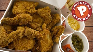 POPEYES FAMILY FEAST CHALLENGE