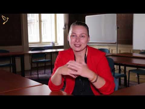 ERB 2018 - Interview - Alena Vranova