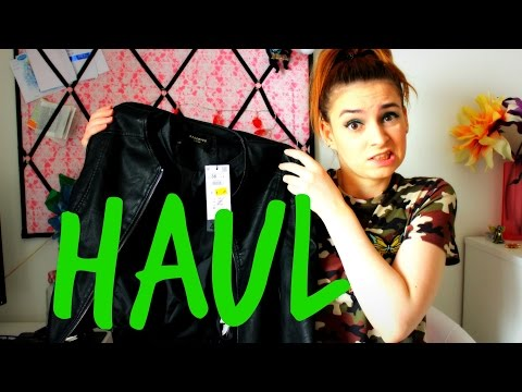 Try on Haul (H&M, New Yorker, Tally Weijl, Reserved)