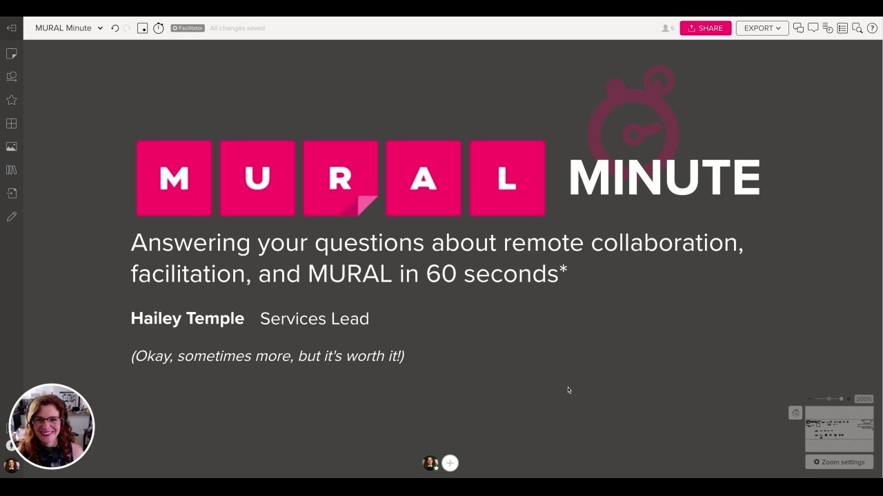 How to start working visually? | MURAL Minute