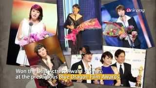 Repeat youtube video Showbiz Korea - ACTRESS KIM HYE-SOO 배우 김혜수