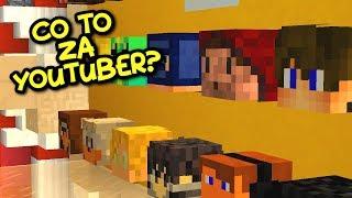 ZGADNIESZ CO TO ZA YOUTUBER  - Minecraft
