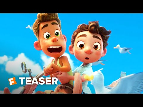 Luca Teaser Trailer #1 (2021) | Movieclips Trailers