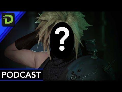 FF7 Remake Cloud Redesigned | Dark Pixel Podcast: Ep. 92