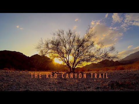 Red Canyon Trail  A Scenic Off Road Adventure
