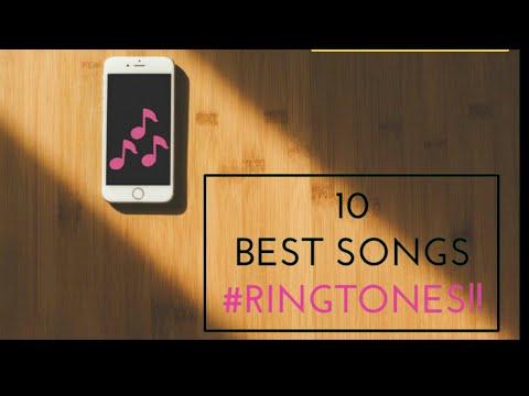 Best Songs Ringtones | Top 10 best ringtones | my tunes