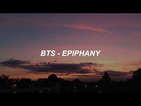 BTS (방탄소년단) Epiphany Easy Lyrics