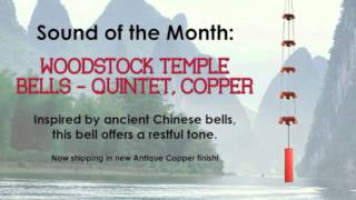 Woodstock Chimes - Sounds of the Month, October 2013