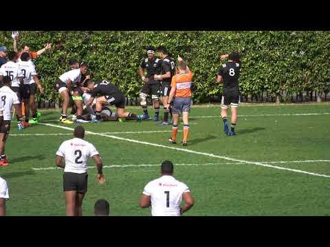 2nd Half Fiji Vs Nz Schoolboys 2017 Tri Nations 1