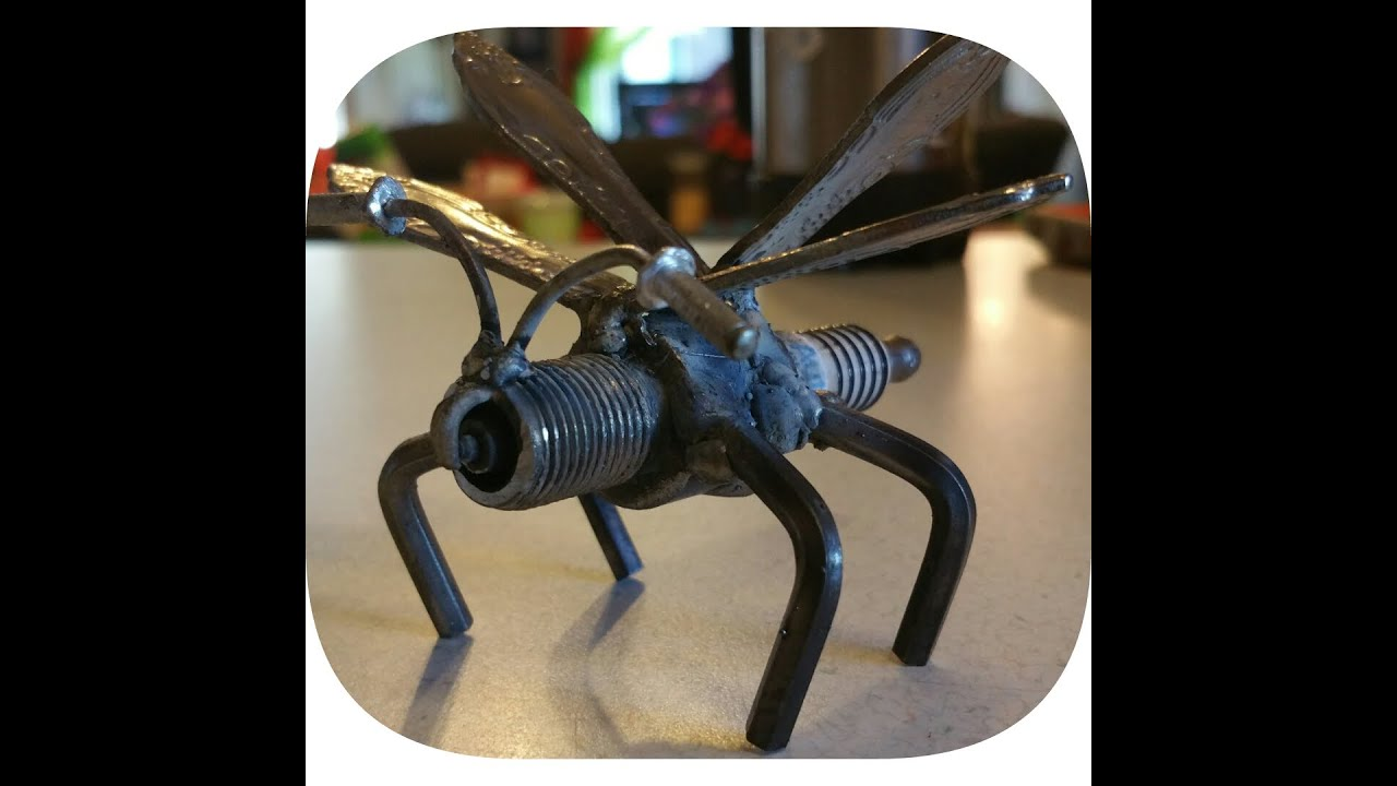 Easy metal projects pictures to pin on pinterest pinsdaddy - Simple metal art projects ...