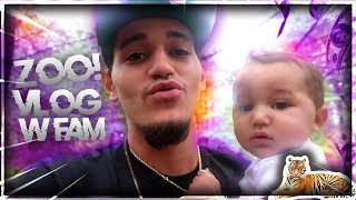 TOOK BABY SNEAKY TO THE ZOO!!