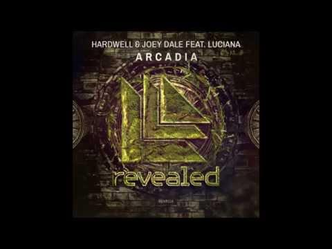 Hardwell & Joey Dale feat. Luciana vs Punish - Arcadia vs Fucking Jump (Hardwell Edit)