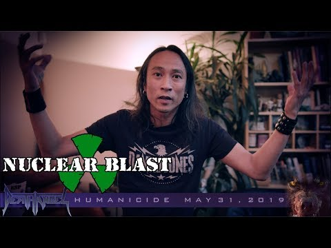 DEATH ANGEL - The Album That Made You Want To Become A Musician (OFFICIAL TRAILER)