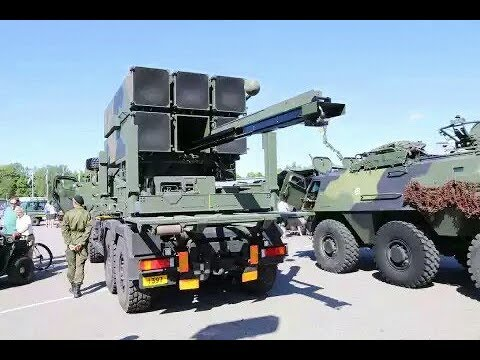 Untuk keamanan Jakarta TNI AU tempatkan rudal NASAMS di tempat ini