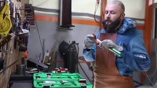Урок кастомайзинга №6. Обзор ручного инструмента для формовки металла. Metal shaping