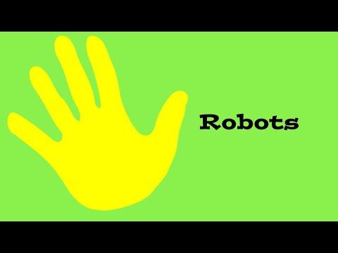 Top 5: Robots