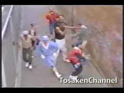 Rock Steady Crew (9) HIP HOP DON'T STOP video clip