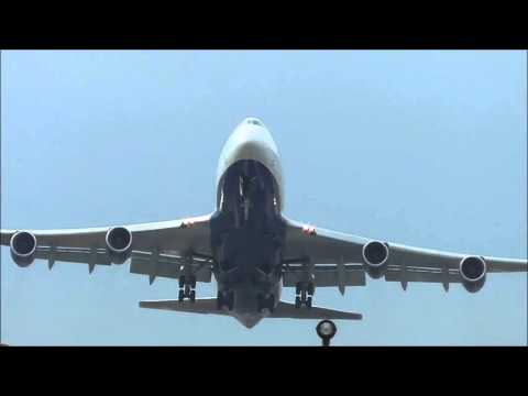 Late Morning to Afternoon Planespotting RWY09R Arrivals and Departures at Heathrow 15/10/15 - Part 3