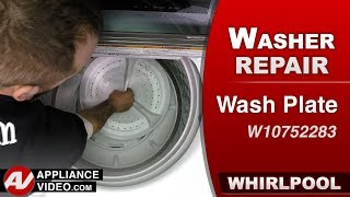 Whirlpool Washer - Wash Plate issues - Diagnostic & Repair