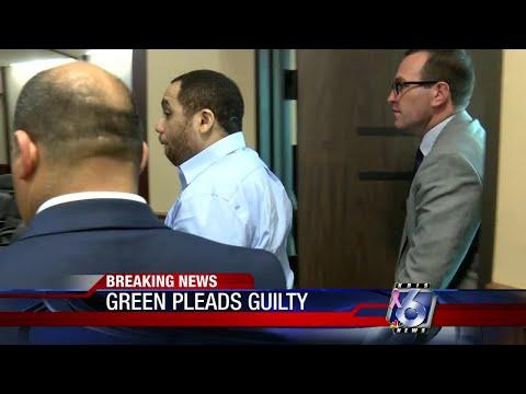 Nigel Green sentencing