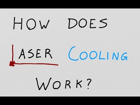 How laser cooling works