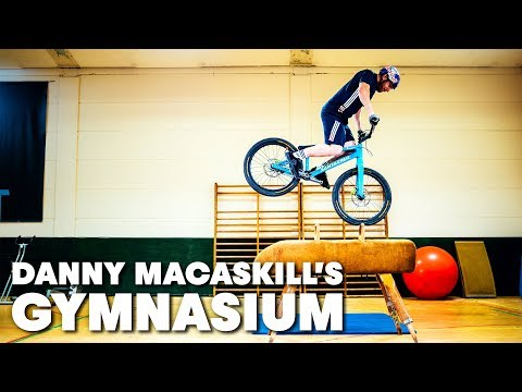 Danny MacAskill's Gymnasium