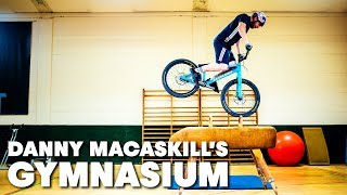 Download lagu Danny MacAskill's Gymnasium