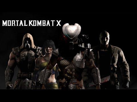 Mortal Kombat X - Predator Reveal