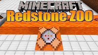 Thejocraft verbietet mir das Pranken ;(! - Minecraft Redstone Zoo #22