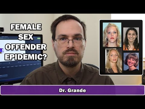 Female High School Teacher Sex Offenders | Are They Different Than Male Sex Offenders?