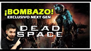 🎮 Bombazo: Dead Space Remake anunciado ¡Exclusivo PS5!   Xbox Game Pass - EA play - Sony - Semons