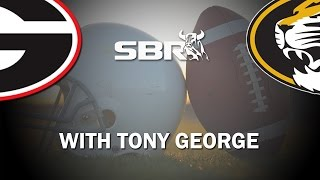 College Football Picks: Georgia Bulldogs vs Missouri Tigers Preview w/ Tony George, Loshak