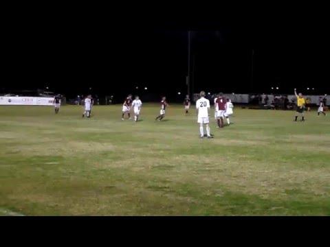 Warner Robins vs Houston County soccer 2016