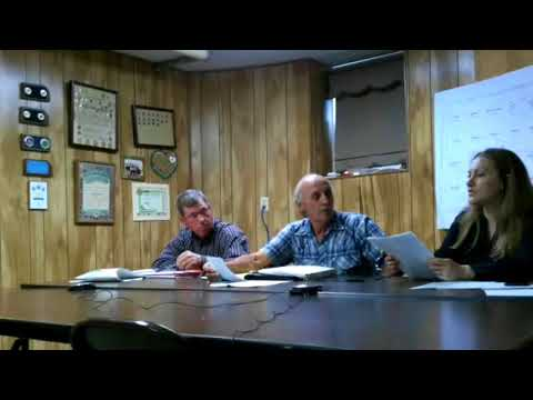 5 21 2018 Lincoln County Commission Meeting