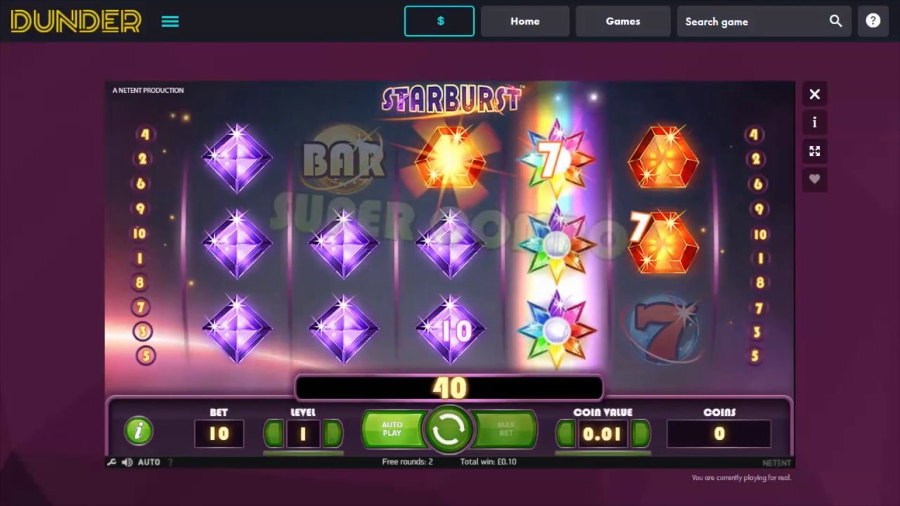 Dunder Casino How To Register And Get 20 Free Spins Signup Bonus
