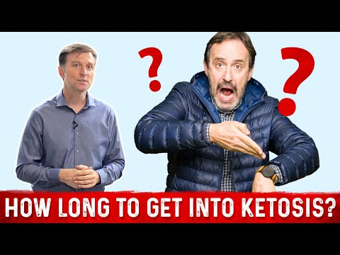 How Long Does it Take to Get Into Ketosis?