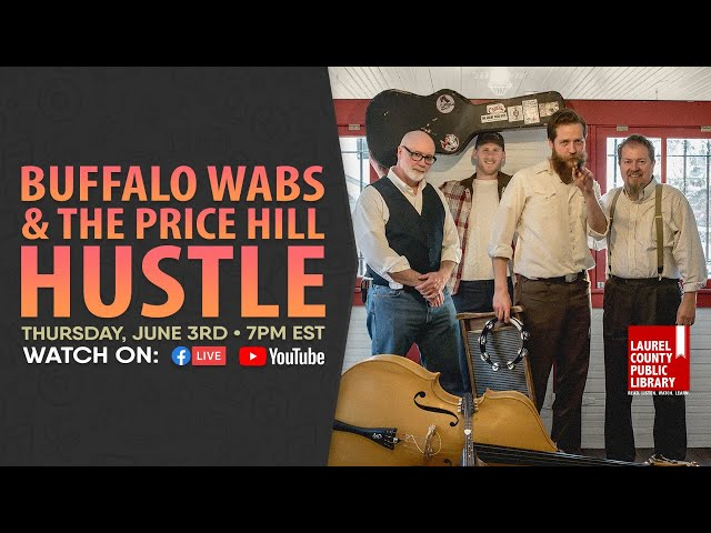 Buffalo Wabs & The Price Hill Hustle: Full Show