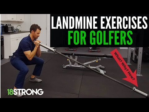 WWH: Landmine Exercises for Golfers