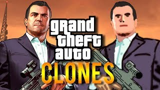 Grand Theft Auto Clones -10 GTA Ripoffs