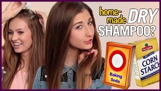 DIY Dry Shampoo - Makeup Mythbusters w/ Maybaby & Courtney Randall
