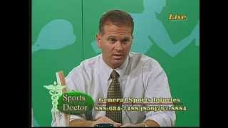 08/22/2002 Sports Doctor with Dr. John Salvo on General Sports Injuries