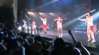 BABYRAIDS JAPAN SPIRING TOUR 2015 ツアーファイナル川崎公演より.