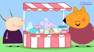 Peppa Pig - The Children's Fete (30 episode / 4 season) [HD]