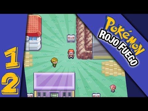 Pokémon Rojo Fuego Ep.12 - PUEBLO LAVANDA