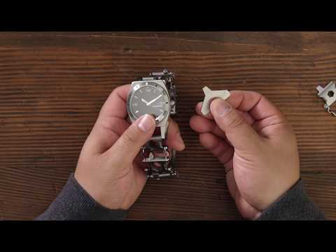 How-to: Leatherman TREAD TEMPO