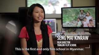 Capturing Myanmar life on camera