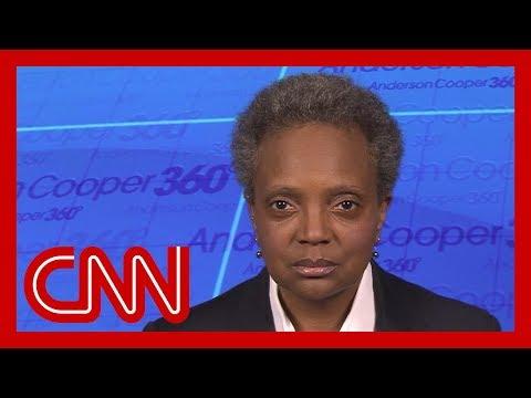 Chicago mayor to Ivanka Trump: Stop tweeting and call us