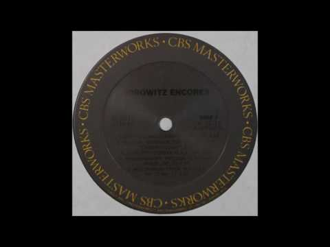 Horowitz Encores , Vladimir Horowitz,Piano , side 1