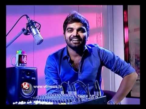 Anchor Pradeep Chit Chat With Indhu ||  V6 FM With VJ Indhu || V6 News
