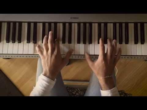 """Playing Love - Ennio Morricone (PitterButter Cover) from """"The Legend of the Pianist on the Ocean"""""""